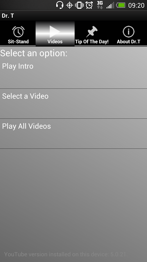 Sit Stand Reminder Android Apps On Google Play