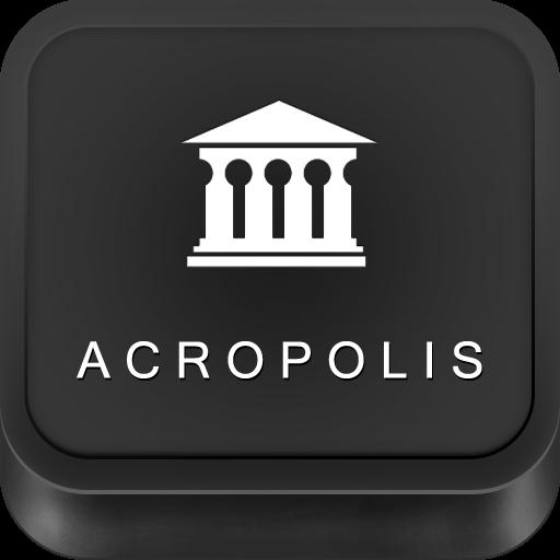 아크로폴리스 LOGO-APP點子