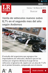 La Republica- screenshot thumbnail
