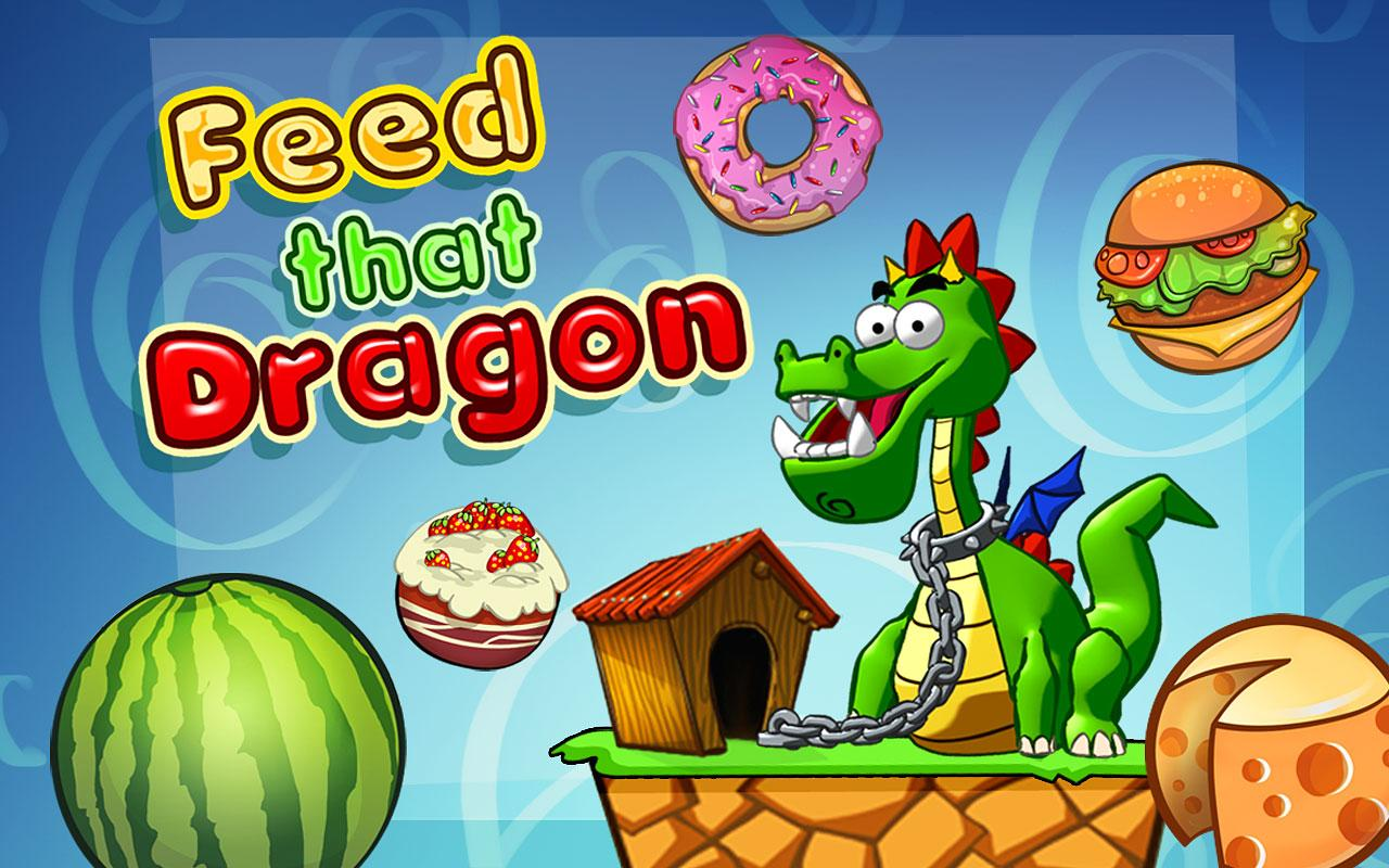 Feed That Dragon screenshot #1