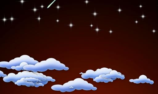 Bits Sky - Live Wallpaper