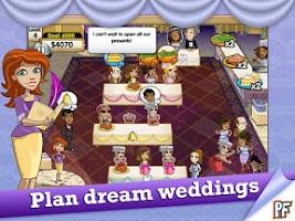Screenshot of Wedding Dash