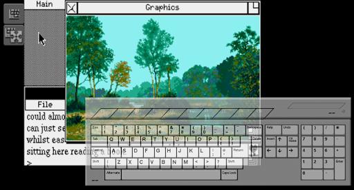 Hataroid (Atari ST Emulator)  screenshots 1
