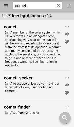 monodict - PDIC dictionary