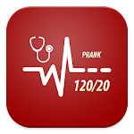 Blood Pressure Reading Prank 1.0 Apk