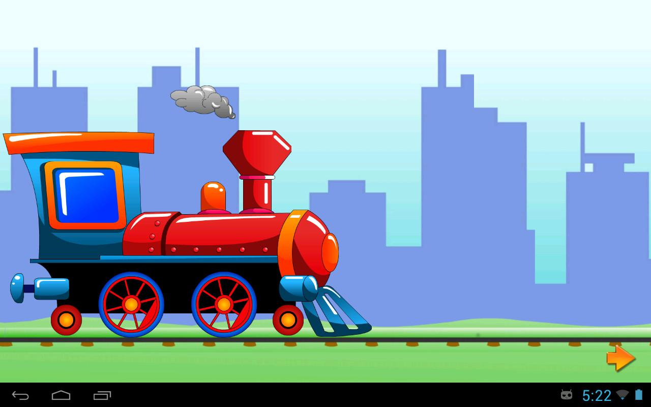 kids transport puzzle free android apps on google play