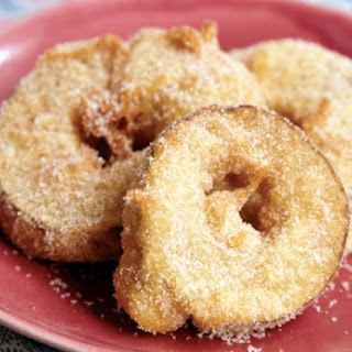 Asian Pear Fritters Recipe