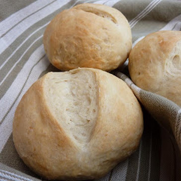 Crunchy Rolls Recipe
