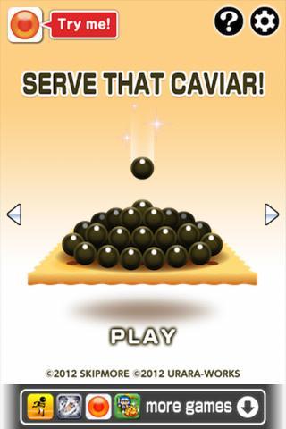 Serve that Caviar! 1.2 Windows u7528 6