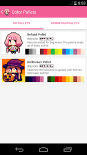 dotpict - Easy to Pixel Arts Screenshot