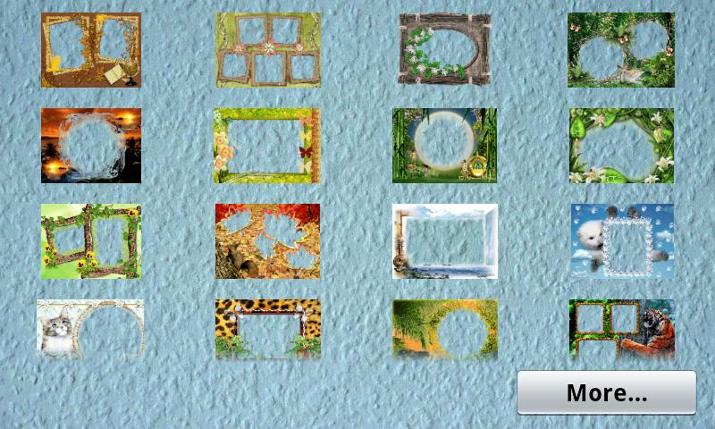 Natural Photo Frames - screenshot