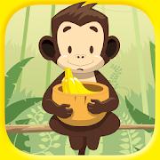 Monkey Fall Benji Bananas New