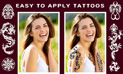 Tattoo My Photo Maker