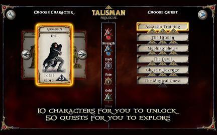 Talisman Prologue Screenshot 20