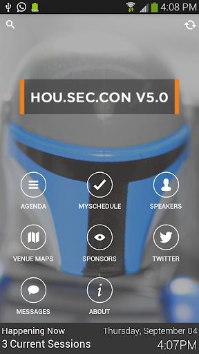 HouSecCon 5.0 Conference Guide