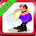 Sneeze Jokes Pranks Sounds App icon