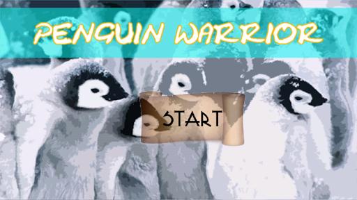 Penguin Warrior