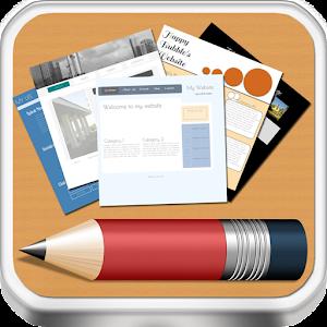 HTML Egg Web Page Maker 商業 App LOGO-APP試玩