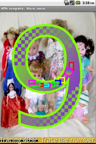 Count Dolls 1-20! 1 FREE- screenshot