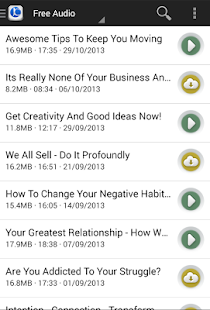 Free Hypnosis screenshot for Android