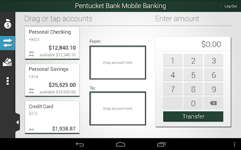 Pentucket Bank - screenshot thumbnail