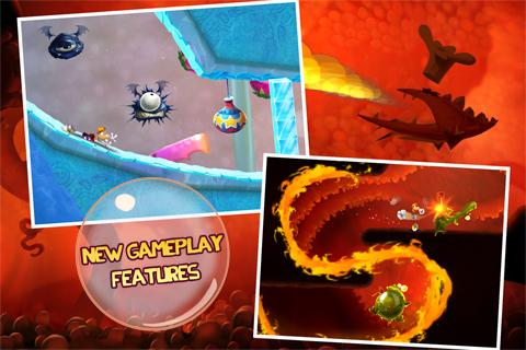 Rayman Fiesta Run screenshot 3