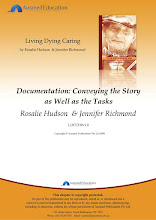 Documentation: Conveying the Story as well as the Tasks