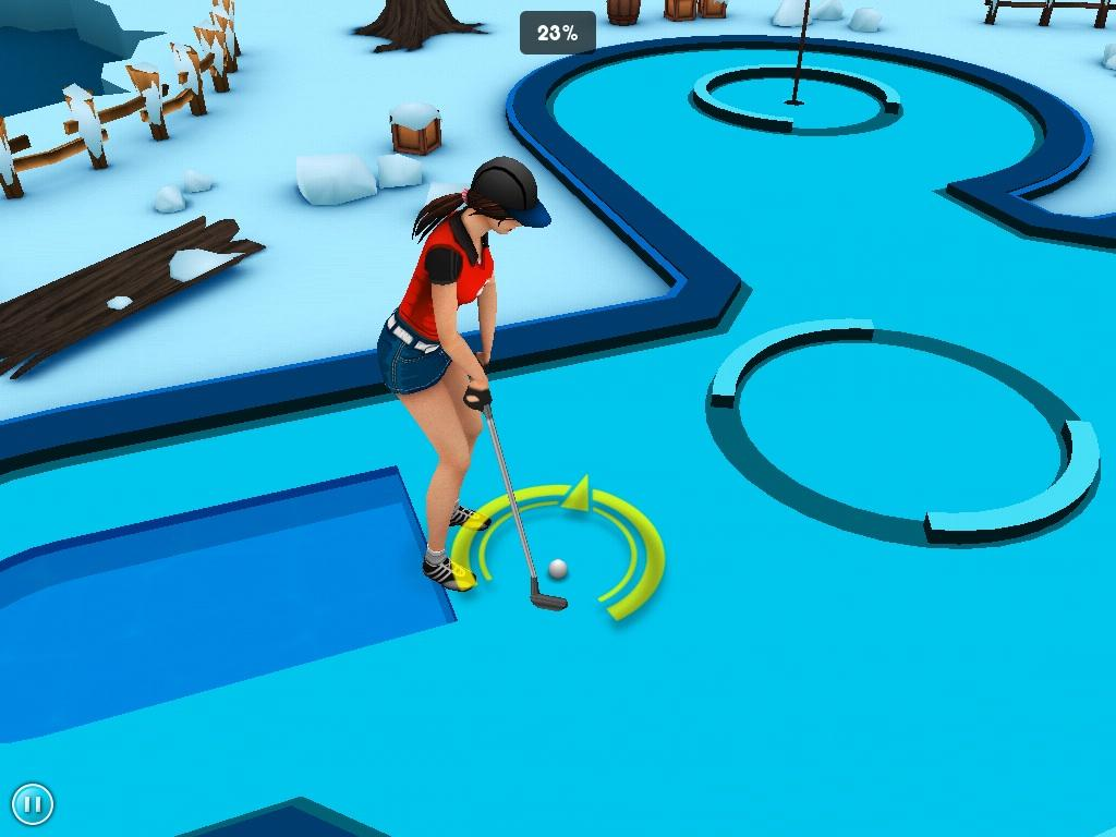 Mini Golf Game 3D - screenshot