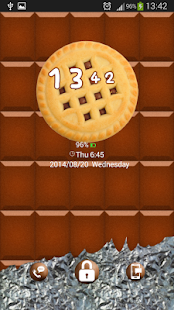 GO Locker Cookie- screenshot thumbnail