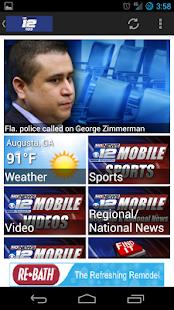 WRDW News 12 - screenshot thumbnail