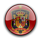 La Roja Analog Clock Widget icon