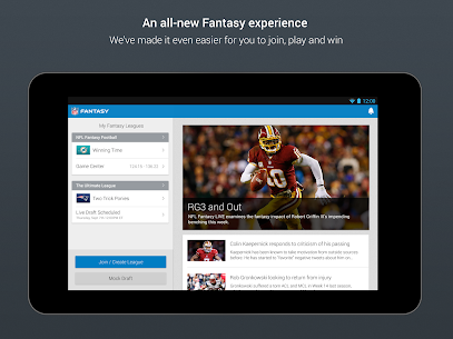 NFL Fantasy Football Apk Download 9