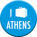 Athens Travel Guide & Map icon