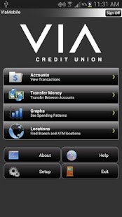 Via Credit Union - Marion - screenshot thumbnail