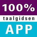 100% taalgidsen app icon