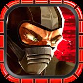3D Ninja Heroes Combat Fun Run