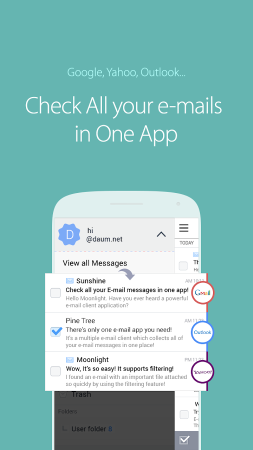 SolMail - All-in-One email app- screenshot