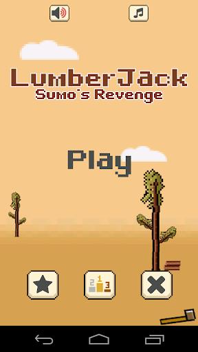 LumberJack : Sumo's Revenge