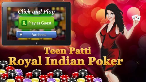 Teen Patti Royal Indian Poker