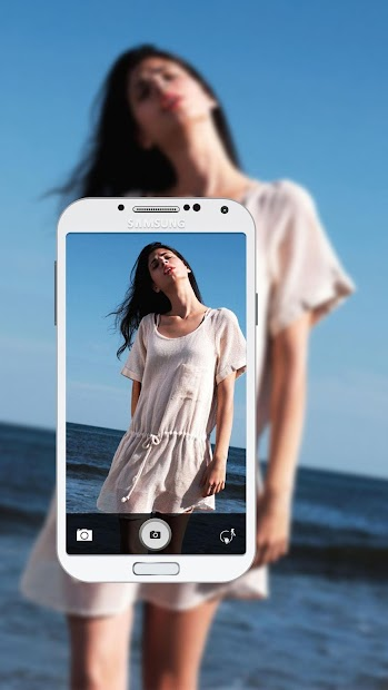 Camera for Android Android App Screenshot