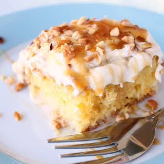 Banana Nut Cake With Yellow Cake Mix Recipes.