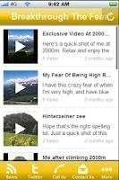 Screenshot of Breakthrough The Fear