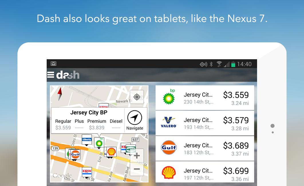 Dash - Drive Smart - screenshot