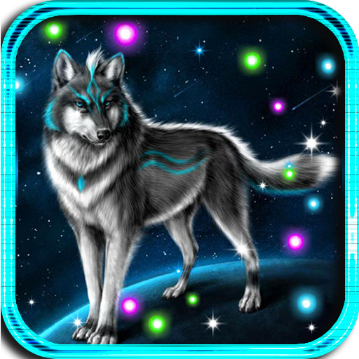 個人化必備App|Mistery Wolves live wallpaper LOGO-綠色工廠好玩App