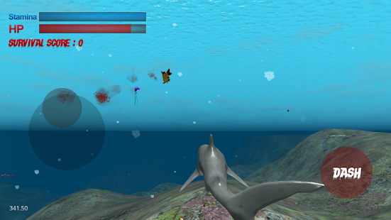 玩動作App|Incredible Shark 3D Simulator免費|APP試玩