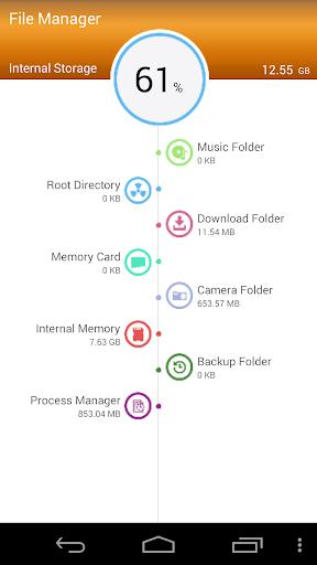 VUE File Manager