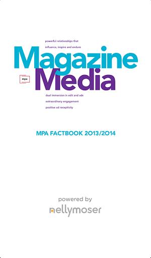 MPA Magazine Factbook 2013
