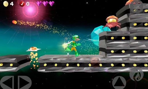 JellyMan free Platform Game- screenshot thumbnail