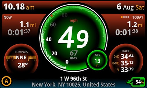 Ulysse Speedometer Pro (Cracked) 5