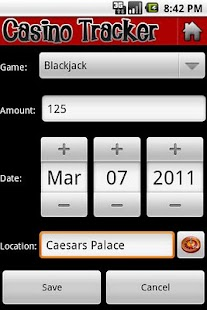 Casino Tracker - screenshot thumbnail